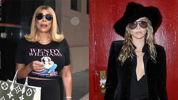 Wendy Williams & Miley Cyrus