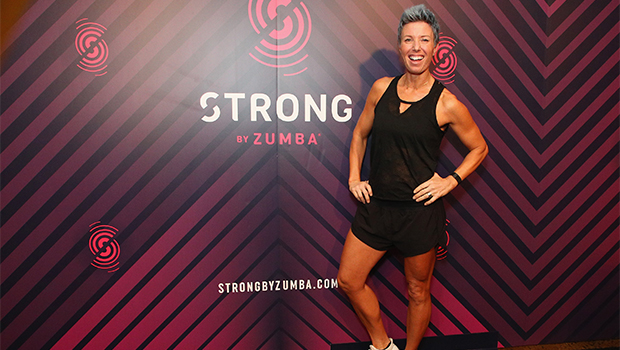 Astrid Stawiarz/Getty Images for STRONG by Zumba