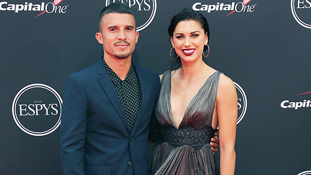Alex Morgan & her husband