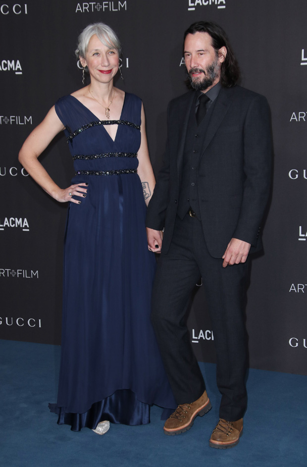 Alexandra Grant, Keanu Reeves