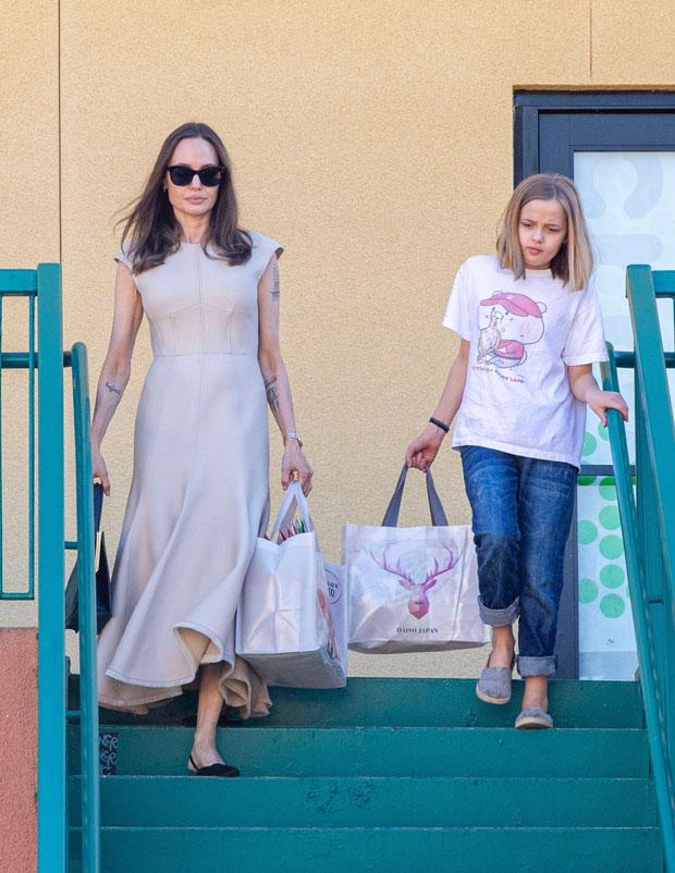 Angelina Jolie Vivienne Jolie Pitt