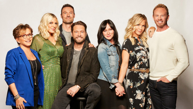 Jennie Garth Reveals Why She'd Love To Do A Straight-Forward Reboot Of 'Beverly Hills, 90210'