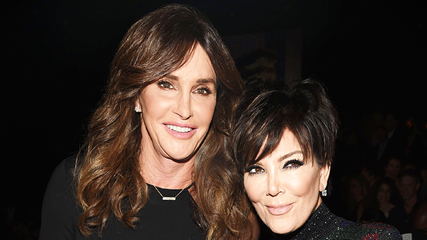 Caitlyn and Kris Jenner