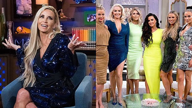 Camille Grammer and the 'RHOBH' cast