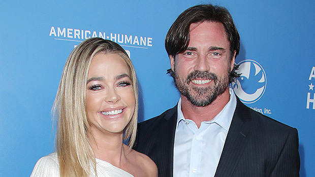Denise Richards and Aaron Phypers