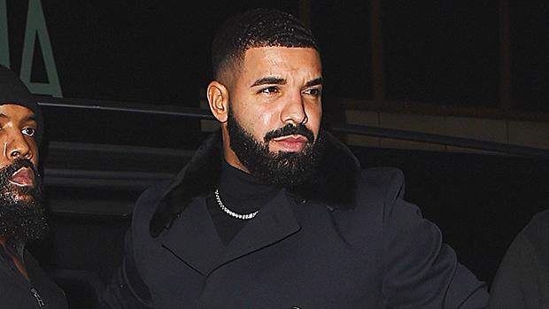 Drake Christmas With Son