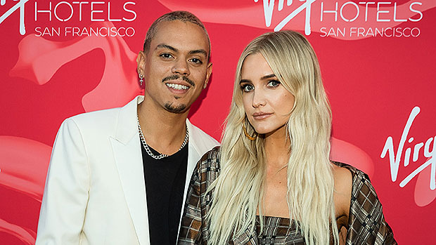 Evan Ross & Ashlee Simpson Baby Plans