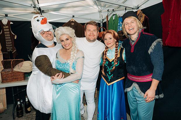 Frozen 2 Cast