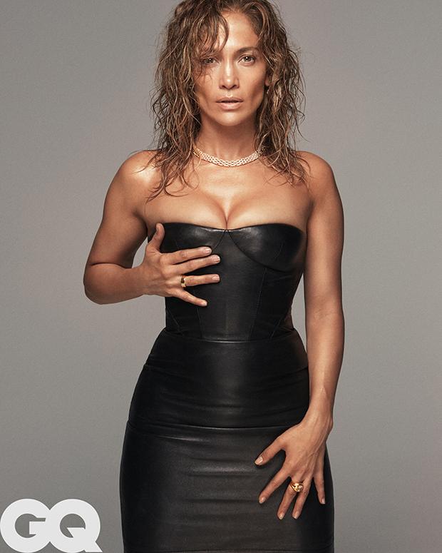 Jennifer Lopez GQ 2019