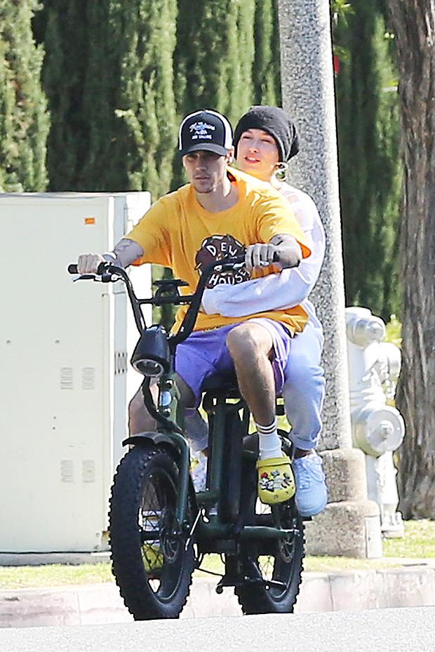 Justin Bieber & Hailey Baldwin