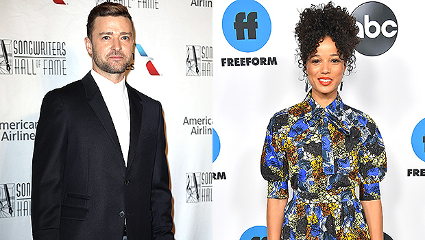 Justin Timberlake & Alisha Wainwright