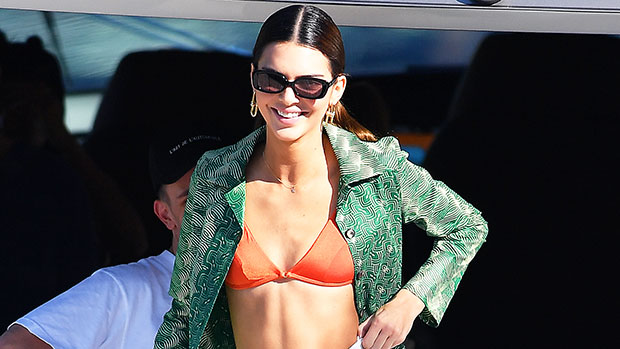 27 Hottest KarJenner Vacation Pics Of All-Time: Bikinis On Kim's Birthday Trip & More