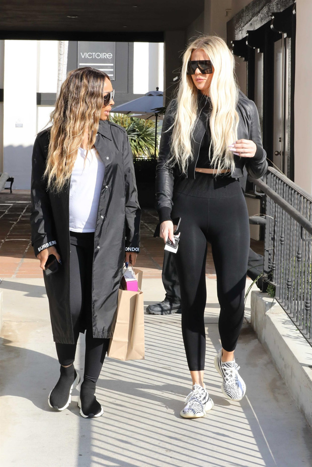 Khloe Kardashian, Malika Haqq