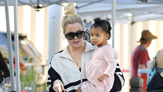 Khloe Kardashian & True Thompson