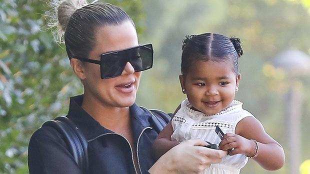 Khloe Kardashian & daughter True Thompson