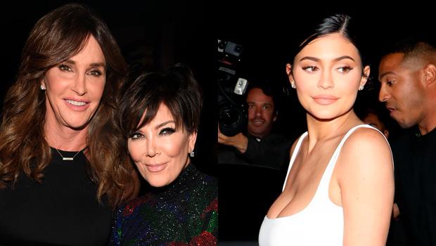 Caitlyn Jenner, Kris Jenner, Kylie Jenner