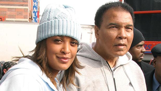 Laila Ali, Muhammad Ali