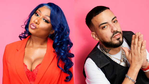 Megan Thee Stallion and French Montana