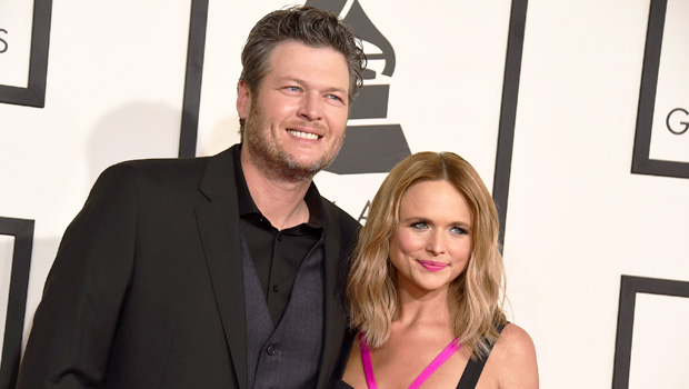 Miranda Lambert Reaction Blake Shelton Attending CMAs