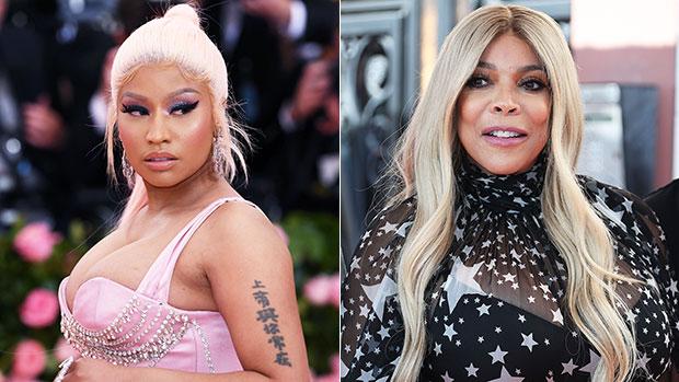 Nicki Minaj & Wendy Williams