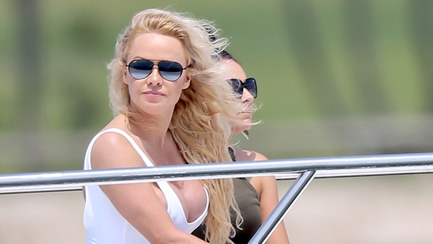 Pamela Anderson for 'Maxim'