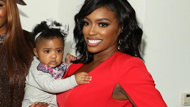 Porsha Williams and daughter PJ