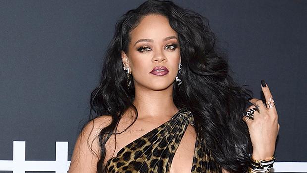 Rihanna in cheetah