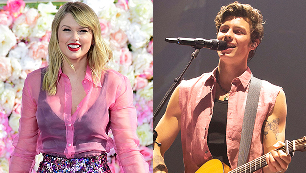 Taylor Swift Shawn Mendes Lover Remix Listen To New Song Hollywood Life