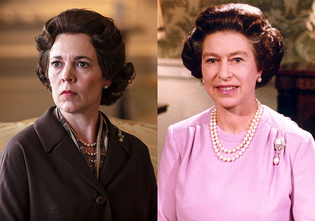Olivia Colman Queen Elizabeth II