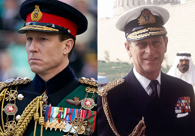 Tobias Menzies Prince Philip