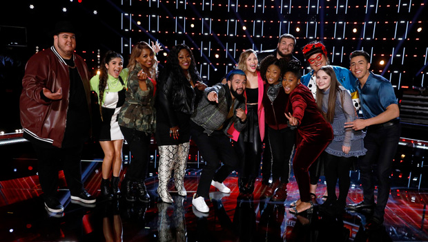 the voice top 11