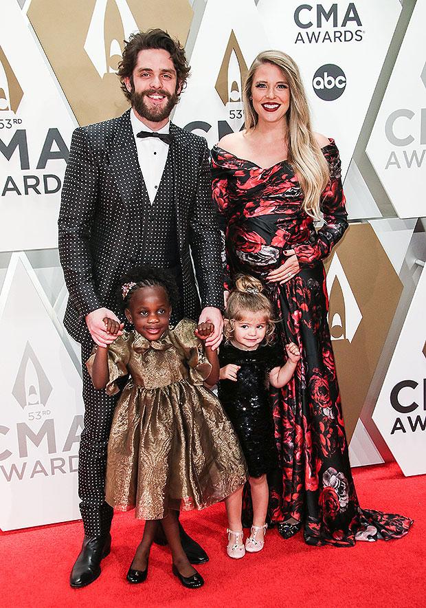 thomas rhett cma awards 2019