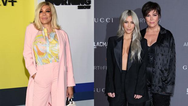 Wendy Williams, Kris Jenner & Kim Kardashian