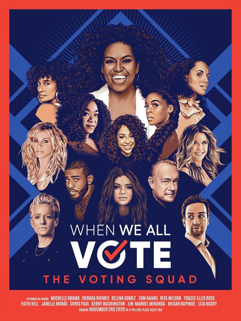 (PRNewsfoto/When We All Vote)