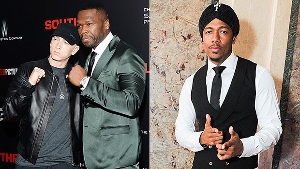 Eminem 50 Cent Nick Cannon