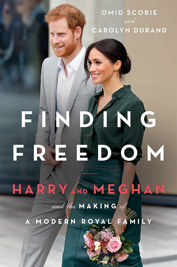 Finding Freedom, Prince Harry, Meghan Markle