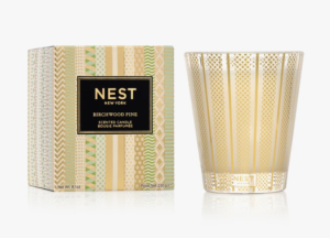 Nest Winter Candle