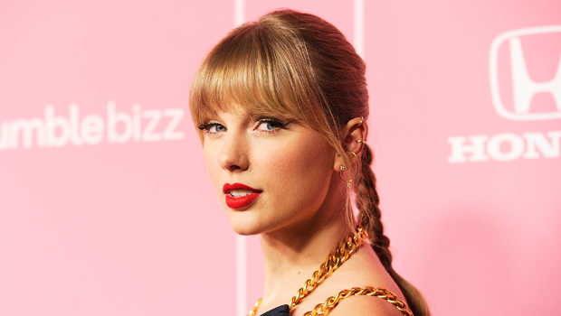 24 Stars Rocking Red Lipstick That's Perfect For Any Holiday Look: Taylor Swift & More
