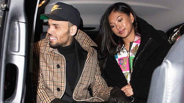 Ammika Harris & Chris Brown