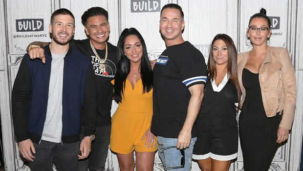 'Jersey Shore' cast on the red carpet
