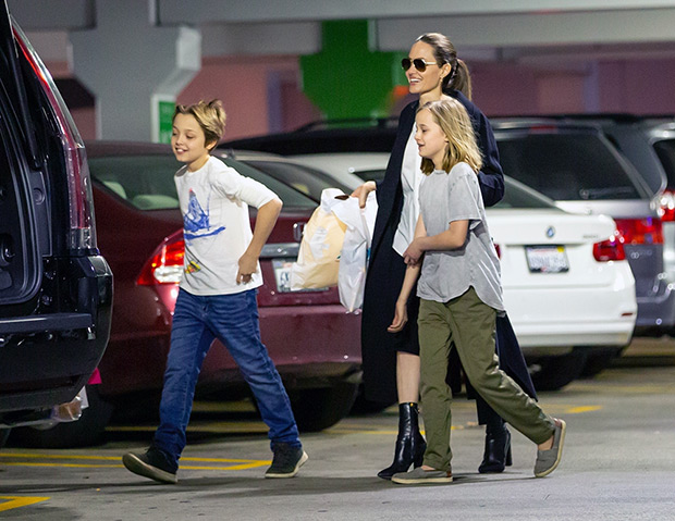 Knox Vivienne Jolie Pitt