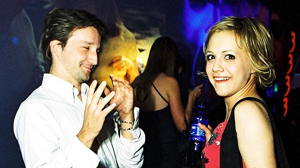 Breckin Meyer & Brittany Murphy