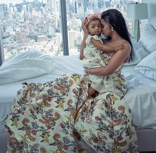 Cardi B & Kulture Vogue Jan. 2020
