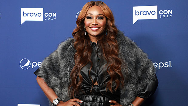 Cynthia Bailey on the red carpet