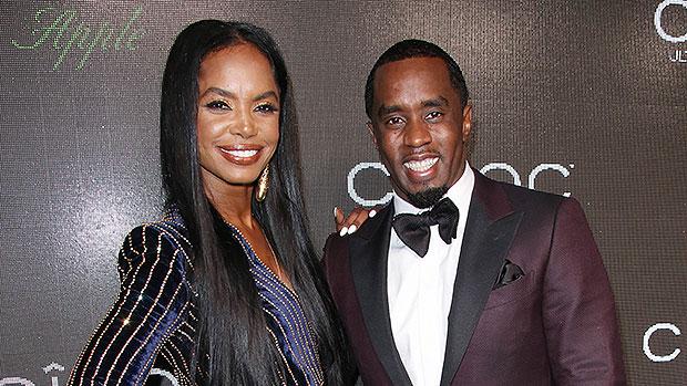 Diddy & Kim Porter