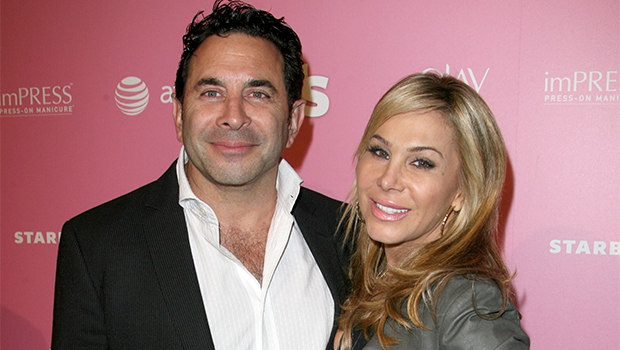 Dr. Paul Nassif & Adrienne-Maloof on the red carpet