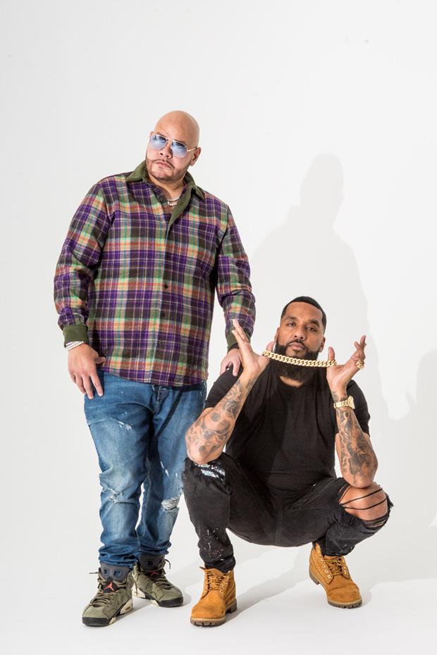 Fat Joe for HollywoodLife