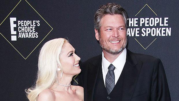 Gwen Stefani & Blake Shelton