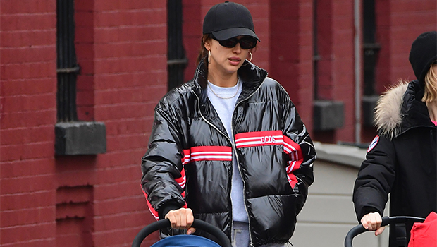 irina shayk daughter lea christmas 2019 nyc stroll