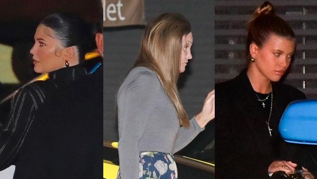 Kylie Jenner, Caitlyn Jenner, Sofia Richie